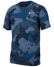 Nike Men's Dri-FIT Camo Training T-Shirt