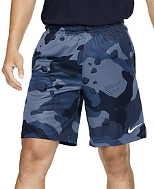 Nike Men's Camo Training Shorts