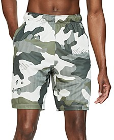 Men's Camo Training Shorts