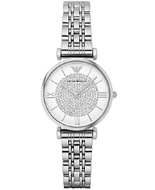 Women's Stainless Steel Bracelet Watch 32mm AR1925