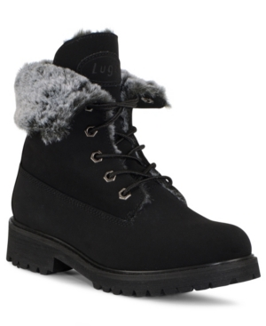 Women's Convoy Fold Fur Boot Women's Shoes