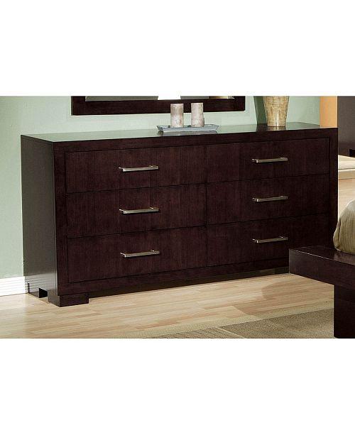 Coaster Home Furnishings Jessica 6-Drawer Dresser