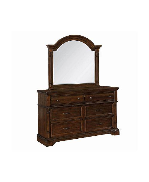 Coaster Home Furnishings Chandler 6-Drawer Dresser