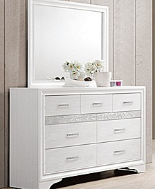 Miranda 7-Drawer Dresser with Hidden Jewelry Tray