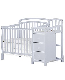 4-In-1 Mini Crib