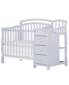 Dream On Me 4-In-1 Mini Crib