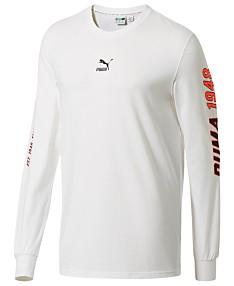 ea711ef9 Puma T-Shirts: Shop Puma T-Shirts - Macy's