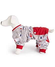 Matching Polar Bear Pet Pajamas, Created For Macy's
