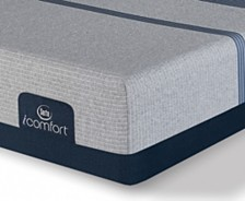 i-Comfort by Serta BLUE Max 1000 12.5'' Cushion Firm Mattress- Twin XL