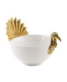 Ceramic Turkey Bowl