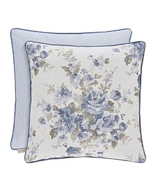 "Piper & Wright Frances 20"" Square Decorative Throw Pillow"