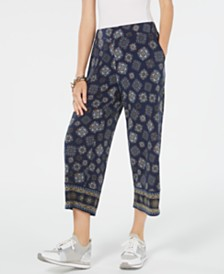 Michael Michael Kors Medallion Border Pants