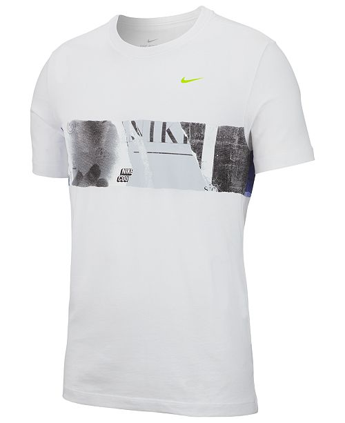 tee shirt de tennis nike