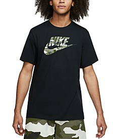 Men's Camo-Logo T-Shirt