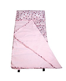 Lady Bug Pink Easy Clean Nap Mat