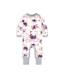 Burt's Bees Baby Organic Cotton Exploded Petals Coverall