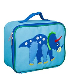 Wildkin Dinosaur Embroidered Lunch Box