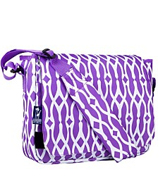 Wildkin Wishbone Messenger Bag