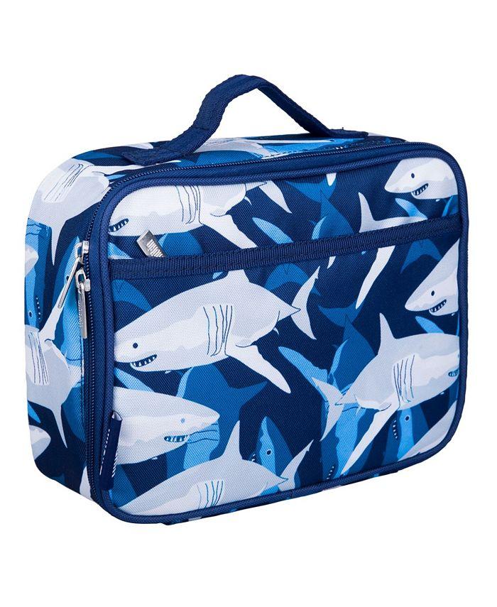 Wildkin - Sharks Lunch Box