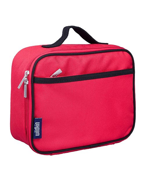 Wildkin Cardinal Red Lunch Box