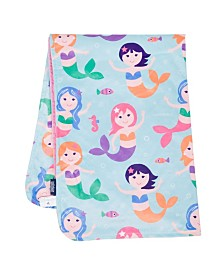 Wildkin's Mermaids Plush Blanket
