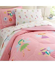 Wildkin Fairy Princess Full Lightweight Comforter Set