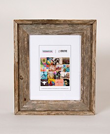 "Rustic Reclaimed Barnwood 4"" x 6"" Picture Photo Frame"