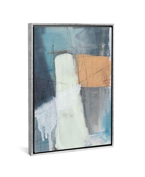 "iCanvas Wax Falls Ii by Jennifer Goldberger Gallery-Wrapped Canvas Print - 40"" x 26"" x 0.75"""