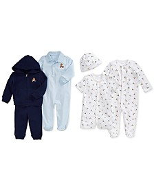 Polo Ralph Lauren Baby Boys Four Bears Bundle