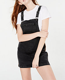 Tinseltown Juniors' Side-Tape Pinafore
