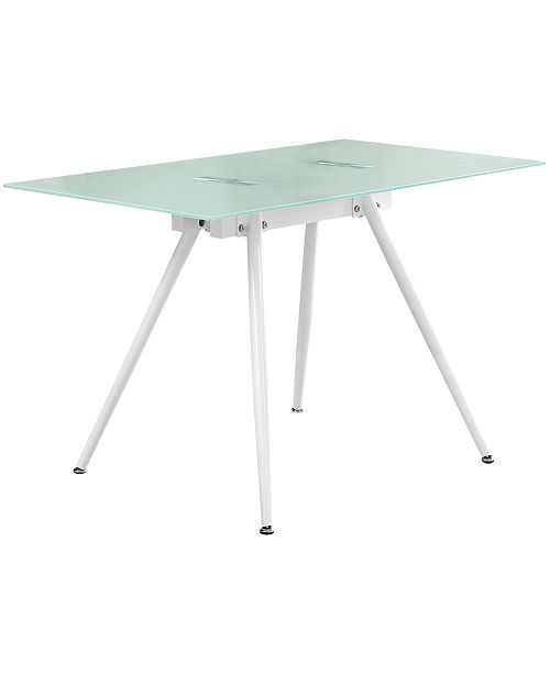 "Monarch Specialties 28"" x 48"" Dining Table"