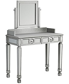 """36"""" L Accent Table"""