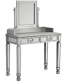 "Monarch Specialties 36"" L Accent Table"