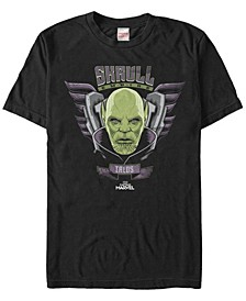 Men's Captain Marvel The Skrull Empire Short Sleeve T-Shirt