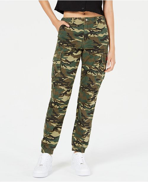 bright in luster detailed look new items Cargo Utility Joggers