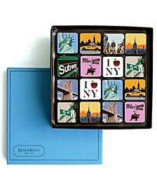 New York Ganache Box 16-Piece