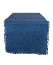 "Design Imports Jute Table Runner 15"" x 110"""