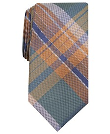 Club Room Men's Classic Plaid Tie, Created for Macy's