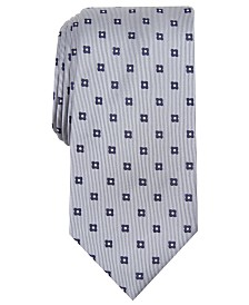Club Room Men's Classic Neat Tie, Created for Macy's