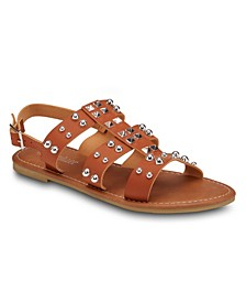Obvi Studded Sandals