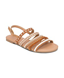 Ocoee Multi Boho Strap Buckle Strap Sandals