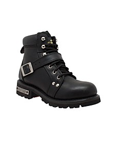 "RideTec Women's 6"" Lace Zipper Boot"
