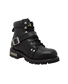 "AdTec RideTec Women's 6"" Lace Zipper Boot"