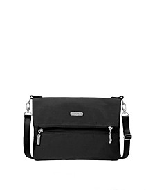 Flip Zip Crossbody