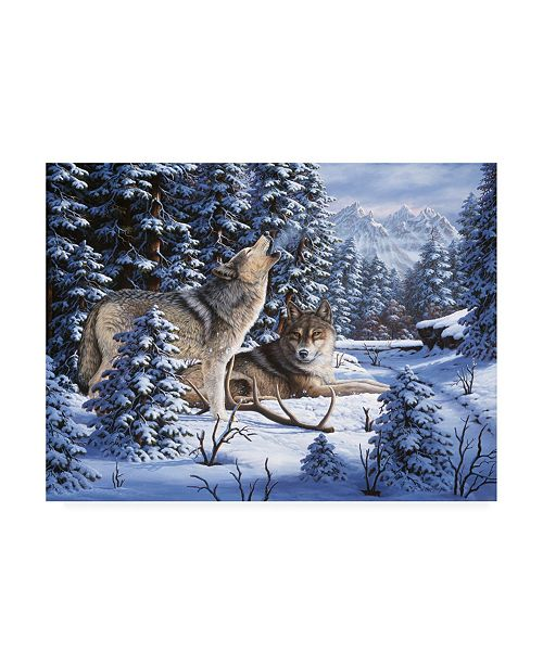 "Trademark Global R W Hedge The Trophy Canvas Art - 19.5"" x 26"""