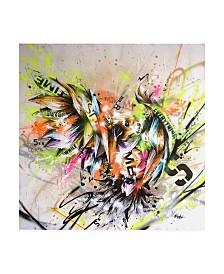 "Taka Sudo Sprout Canvas Art - 19.5"" x 26"""