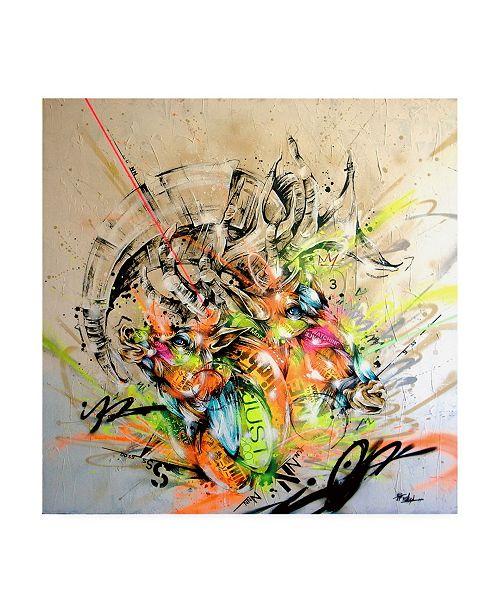 "Trademark Global Taka Sudo Unison Canvas Art - 36.5"" x 48"""