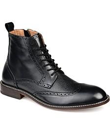 Men's Legend Wingtip Ankle Boots