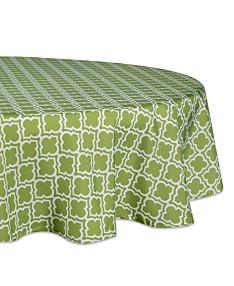 Super 60 Round Tablecloth Macys Home Interior And Landscaping Ponolsignezvosmurscom