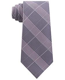 Men's Classic Glen Plaid Tie